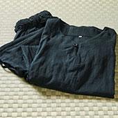 コットンのパジャマ